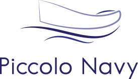 logo Piccolo Navy